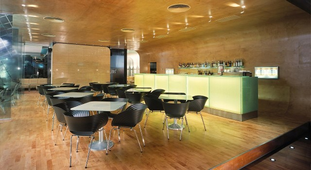 Club restaurant Stromovka -